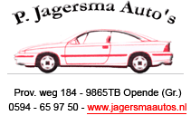 Jagersma auto's – Opende